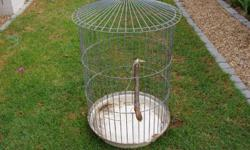 Now and Then is selling: A BIRD CAGE Phone Laurienne