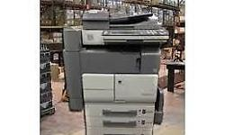 Heavy duty BIZHUB  printer, copier, printer,fax, scan,