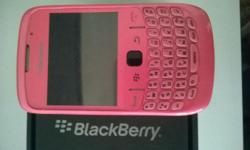 Blackberry 8520 in a good working condition needs new