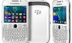 Blackberry 9320 (white) for sale as new condition
