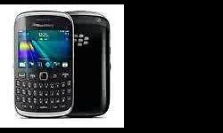 Blackberry 9320 curve in excellent condition Open to
