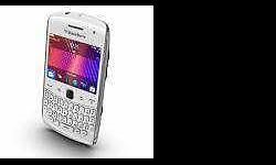 Blackberry 9360 curve in excellent condition Open to
