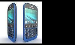 BlackBerry 9720 for sale...Dbn Isipingo Phone is blue