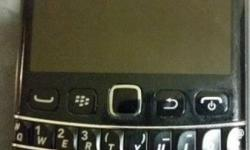 9790 BlackBerry for sale!! almost brand new! Postage