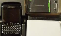 I have a Blackberry 9790 touchscreen including charger