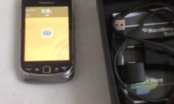 Blackberry 9810, good condition with box and