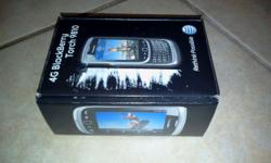 Beskrywing I have for sale a brand new blackberry 9810