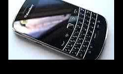Bold Blackberry in working contition with minor