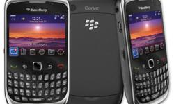 BlackBerry Curve 3G 9300:Trackpad and dedicated media