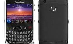 Beskrywing This is a brand new Blackberry Curve 9300 I