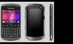 Hi I have a blackberry Curve almost brand new hardly