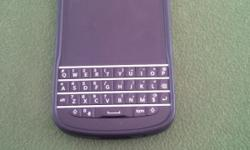 I am selling my Blackberry Q10. Black. Very Neat.