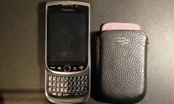 Soort: BlackBerry BlackBerry 9810 in perfect condition.