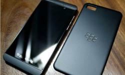 BlackBerry Z10 for sale with box like new