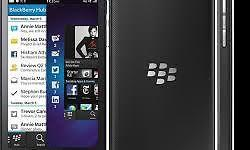I am selling as Z10 blackberry phone at a bargain price