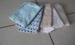 5 Baby Blankets for sale. Excellent condition. Collect
