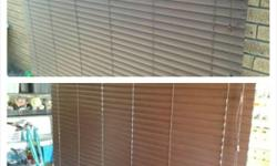 Are your Blinds Dirty, Dusty or Damaged? We clean