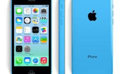 Light Blue iPhone 5c for sale (price negotiable, cash