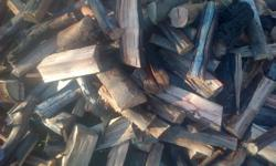 We deliver and pack 1 ton of Bluegum firewood @ R600