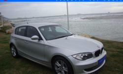 BMW 120i 54000km 5-DOOR EXCLUSIVE auto in showroom