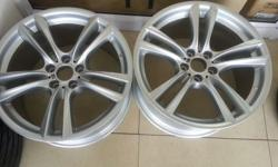 "20"" Mags Like New To fit 5, 6, and 7 Series BMW  With"