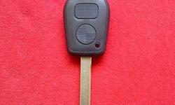 BMW 2 Button replacement key case/shell + blank blade
