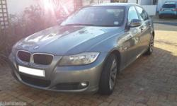 Bmw 320i 2011 AutoMatic  53000kms  Balance of Motor