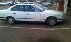 Car in very good running condition body just needs some