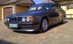 Fabrikaat: BMW Model: 525 Mylafstand: 260,000 Kms