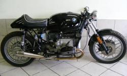 1982 BMW 980 Café Racer PRICE: R 55 000 Mint