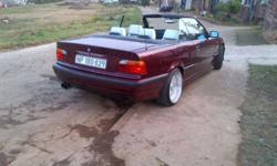 Drop top Selling my e36 325i convertible White Leather