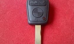 BMW E36 3 Button replacement key case/shell + blank