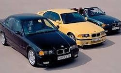 ALL BMW e36 M3 spares available for both 2door and