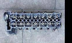 CYLINDER HEADS WITH VALVES for BMW E46 - 330d  320i