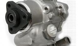 CALL: 011 794 6009 BMW E46 Power Steering Pump (Flat