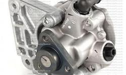 CALL: 011 794 6009 BMW E46 Power Steering Pump (Round