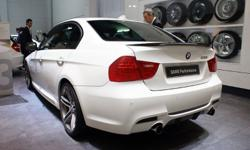 Brand New BMW E90 facelift Carbon Fibre Performance