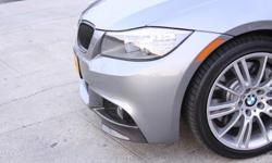 BMW E90 (facelift) sport packaged Carbon Fibre Front