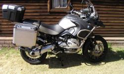 or Sale BMW GS1200ADV very clean full service history