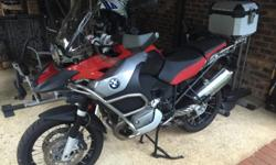BMW GS 1200 Adventure