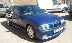 BMW M3 E36 3.2  1997 6 SPEED MANUAL 4DOOR ELECTRIC