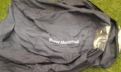 BMW Motorrad bike cover. Condition isn't great, the
