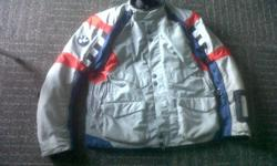 i have a bmw rally 3 jacket for sale R7000-00 size 60