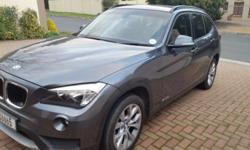 Immaculate lady driven X1 with 45000km. 2013 model with