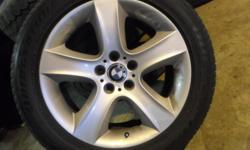 19 inch original BMW X5 / other mags with runflat