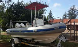 Buccaneer Boat (STILL BRAND NEW) (Width - 5.5m) with 2X