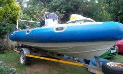 Boat for Sale - R45 000 neg. Contact Warren 084 444