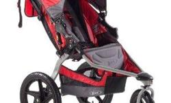Beskrywing BOB Stroller Strides Single Fitness