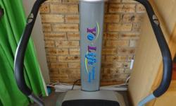 Soort: Fitness Body shaker in very good condition.