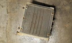 This radiator will fit any Bombardier ds 650 2001 -